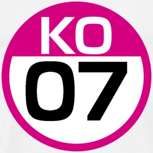 KO-07 - Men's Premium T-Shirt