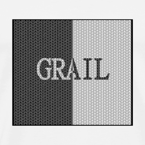 Cube Grail - Men's Premium T-Shirt