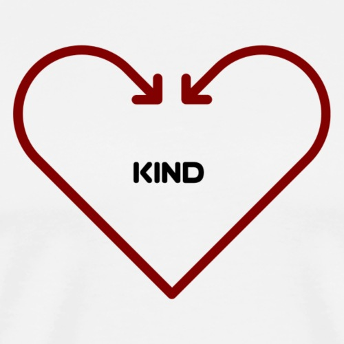 Love is Kind - Men's Premium T-Shirt