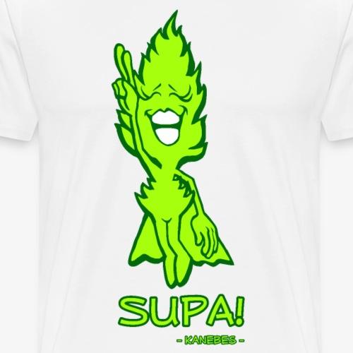 Supa -Kanebes- - Men's Premium T-Shirt