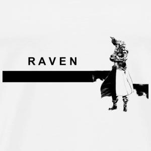 Raven - Men's Premium T-Shirt
