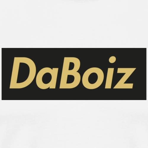 DaBoiz Platinum - Men's Premium T-Shirt