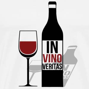 In Vino Veritas - Men's Premium T-Shirt
