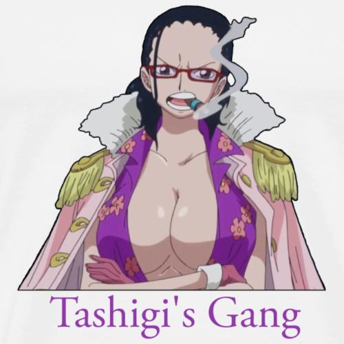 Tashigi's Gang picture - Men's Premium T-Shirt