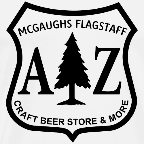 McGaughs Flagstaff Department of Beer-Culture - Men's Premium T-Shirt