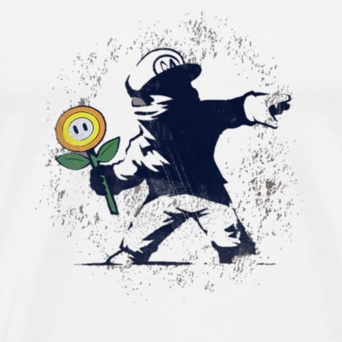 Mario Bros - Men's Premium T-Shirt