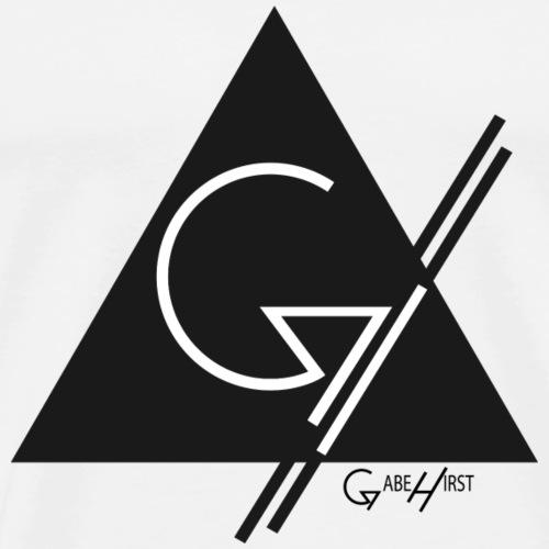 Gabe Hirst Logo - Men's Premium T-Shirt