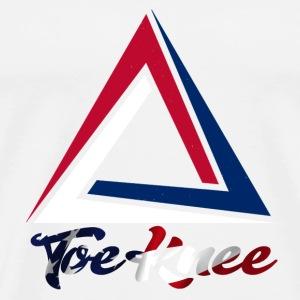 ToeKnee USA - Men's Premium T-Shirt