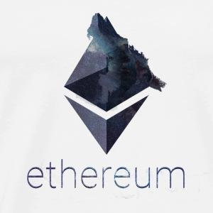 Ethereum Space - Men's Premium T-Shirt