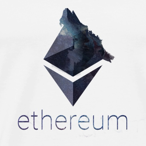 Ethereum Space - Men's Premium T-Shirt