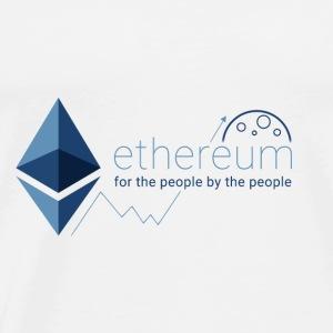 Ethereum For The People - Men's Premium T-Shirt