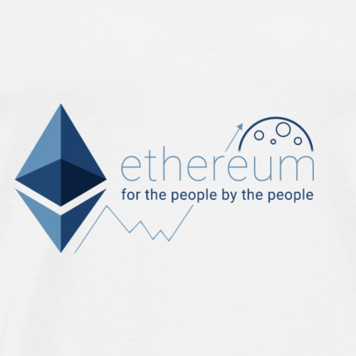 Ethereum For The People - Men's Premium T-Shirt