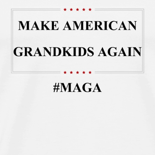 Make American Grandkids Again - Men's Premium T-Shirt