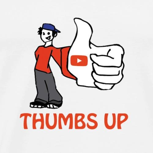 Thumbs up for me - Men's Premium T-Shirt