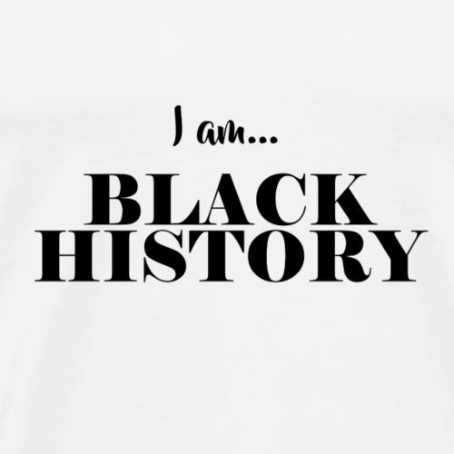 Black History - Men's Premium T-Shirt