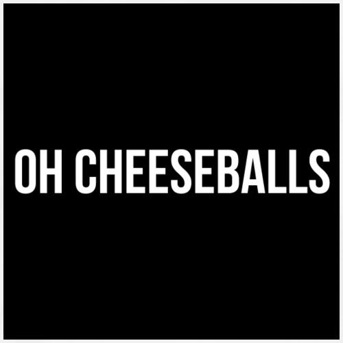 Oh Cheeseballs - Men's Premium T-Shirt