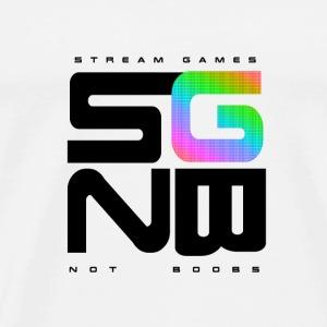 SGNB6 - Men's Premium T-Shirt
