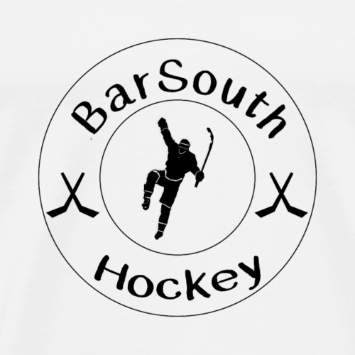 BarSouth_circle_logo - Men's Premium T-Shirt