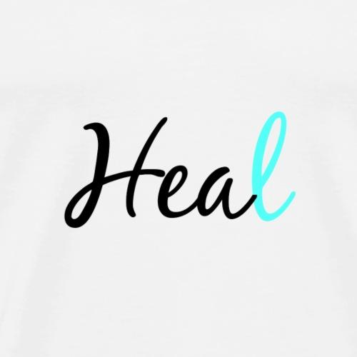 Deep Healing - Men's Premium T-Shirt