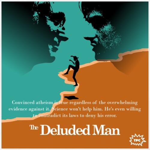 The Deluded Man - Men's Premium T-Shirt