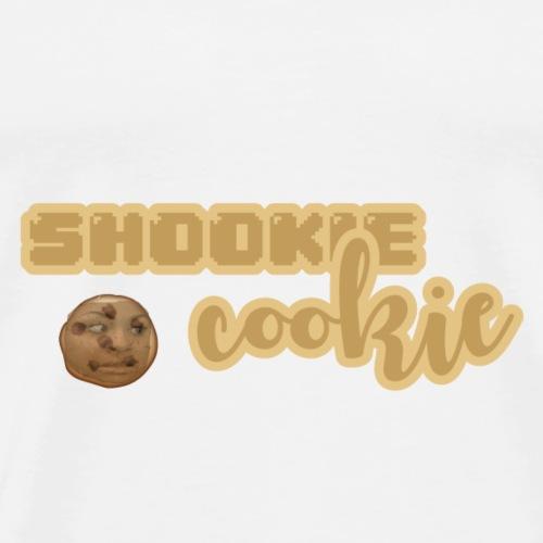 Shookie Cookie - Men's Premium T-Shirt