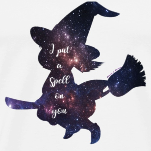 I put a spell on you - Men's Premium T-Shirt