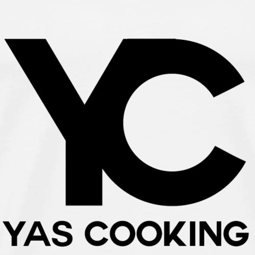 Y(as) C(ooking) - Men's Premium T-Shirt