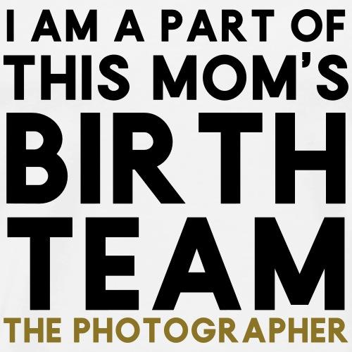 birth team - Men's Premium T-Shirt