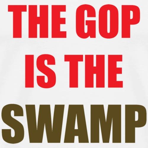 GOP Swamp - Men's Premium T-Shirt