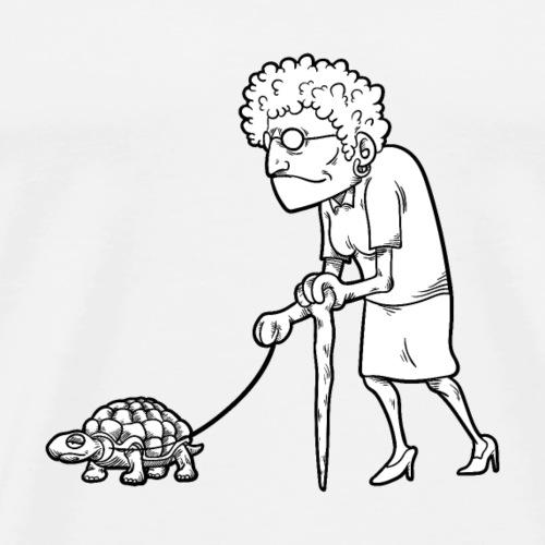 Grandma's Pet - Men's Premium T-Shirt