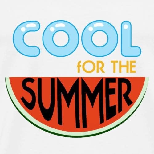 COOL for the SUMMER - Men's Premium T-Shirt