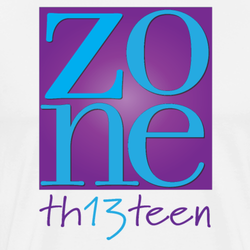 purple th13teen - Men's Premium T-Shirt