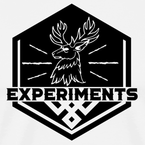 Experiment Stag - Men's Premium T-Shirt