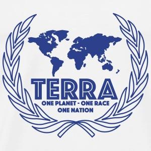 TERRA - Men's Premium T-Shirt