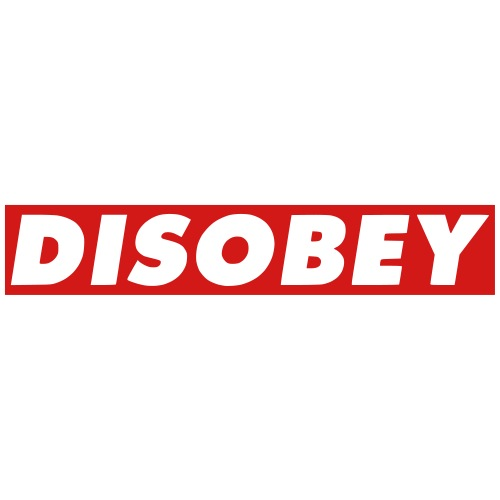 Disobey - Men's Premium T-Shirt