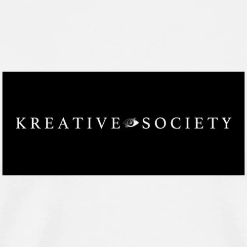 kreative society - Men's Premium T-Shirt