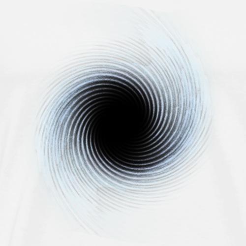 Black hole - Men's Premium T-Shirt