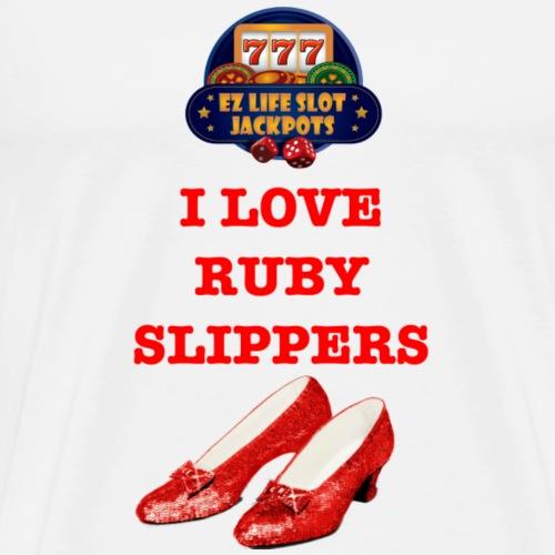 Ruby Slippers - Men's Premium T-Shirt