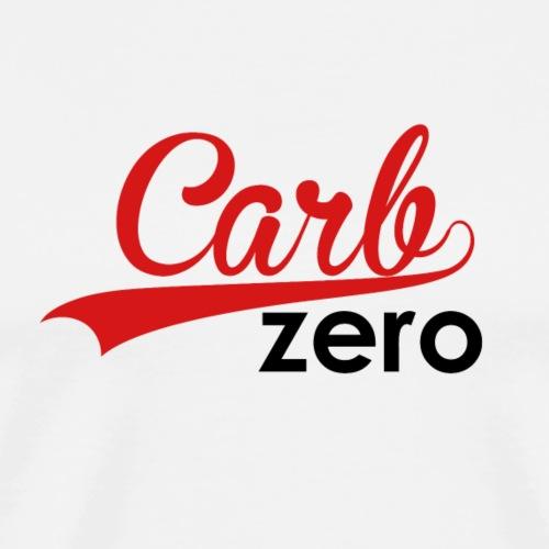 Carb Zero - Men's Premium T-Shirt