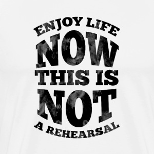 EnjoyLifeNow - Men's Premium T-Shirt