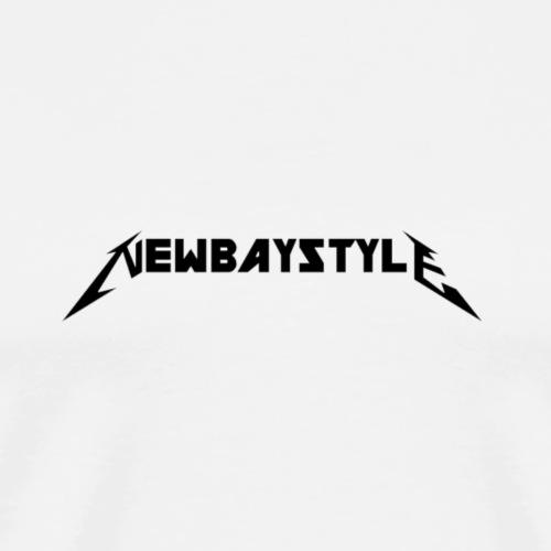 NBS hype - Men's Premium T-Shirt