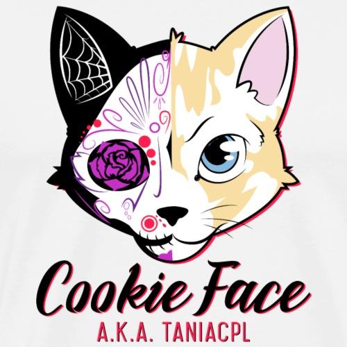 CookieFace logo - Men's Premium T-Shirt