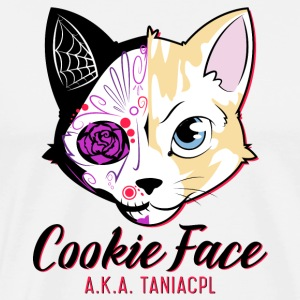 CookieFace logo - Men's Premium T-Shirt