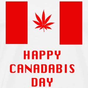 Happy Canadabis Day - Men's Premium T-Shirt