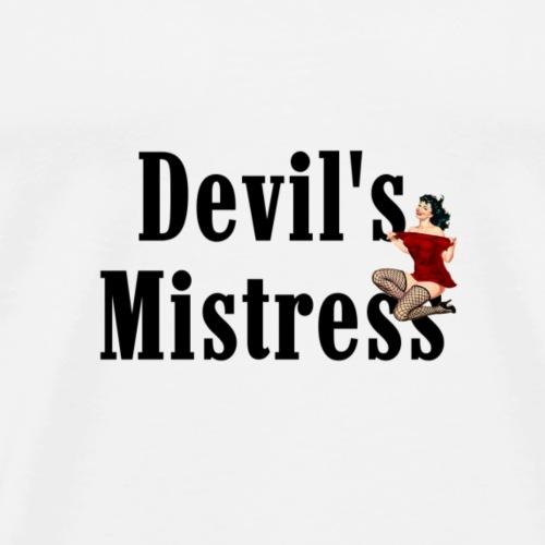 Devil's Mistress - Men's Premium T-Shirt