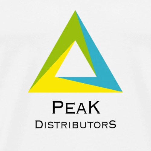 Peak Distributors - Men's Premium T-Shirt
