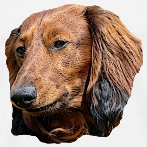 Dog,dog head,dog face,dog breed,dog sport,dog love - Men's Premium T-Shirt