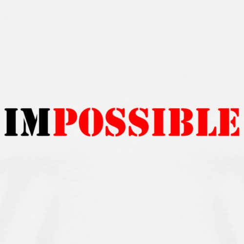 I'm Possible - Men's Premium T-Shirt