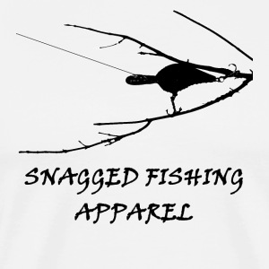 Snagged Crank - Men's Premium T-Shirt