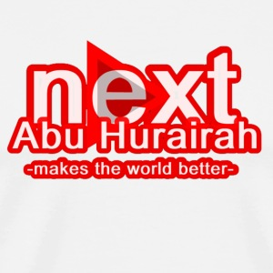 Next Abu Hurairah - Men's Premium T-Shirt